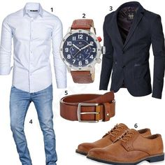 Business-Outfit mit Hemd, Sakko und Tommy Hilfiger Uhr (m0957) #hemd #tommyhilfiger #sakko #jeans #outfit #style #herrenmode #männermode #fashion #menswear #herren #männer #mode #menstyle #mensfashion #menswear #inspiration #cloth #ootd #herrenoutfit #männeroutfit