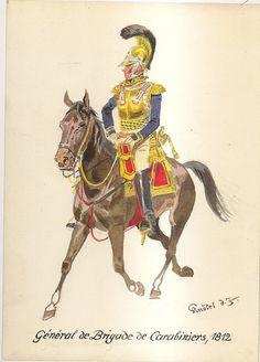 Generale di brigata dei carabinieri