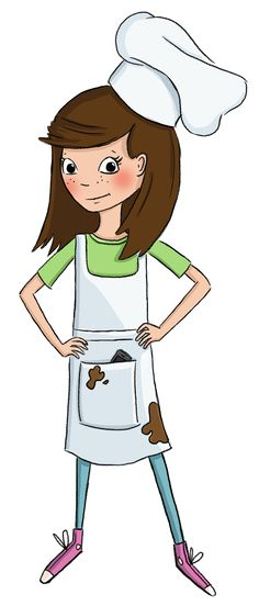 Sage has her own website, with recipes, activities and more.