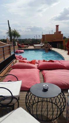 Marocco, Hotel Marocco,