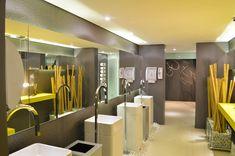 banheiro publico moderno - Pesquisa Google
