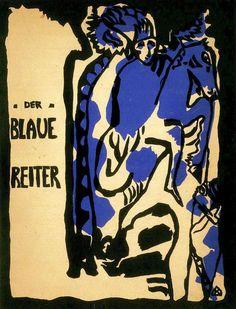 «Der blaue Reiter (1912)».