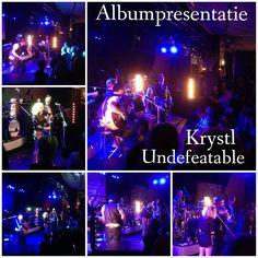 Albumpresentatie Krystl-Undefeatable @ Ziggo Club Amsterdam (16-09-2013)