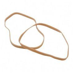 """Rubber Bands, 1 lb., Size 10, 1-1/4""""x1/16"""""""