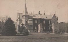 Castillo La Ventana, 1900 Tornquist Prov. de Bs. As. propiedad de la familia Tornquist