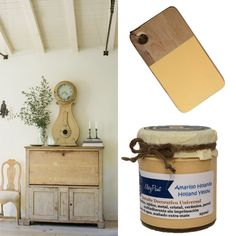 Colores Mary Paint - MaryPaint - Holland yellow