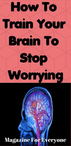Worrying too much can never be good and your health is the first to experience the devastating effect of your worries.