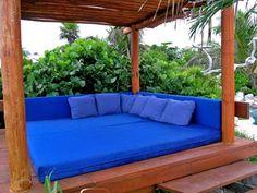 Villa Brisa Caribe outdoor lounge areas photos
