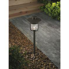 light bronze low voltage incandescent path lights landscape light. Black Bedroom Furniture Sets. Home Design Ideas