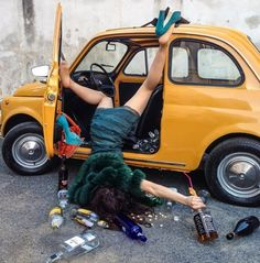How I feel at the end of each workday, alcohol not included. ~ DR ~ Fall out girl.