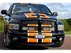 I like these lights in the grill, I am thinking of adding them to my 2003 Ram.