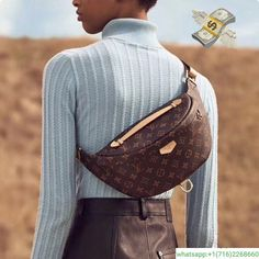 LOUIS VUITTON Official USA Website - Shop the Monogram canvas bumbag for women, an ultra-functional yet luxury belt bag that can be worn on the waist, hip, shoulder or cross-body. Vuitton Bag, Louis Vuitton Handbags, Louis Vuitton Monogram, Women's Handbags, Designer Handbags, Canvas Handbags, Fashion Bags, Fashion Accessories, Gucci Fashion
