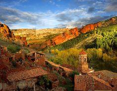 Peñarroyas en #Teruel