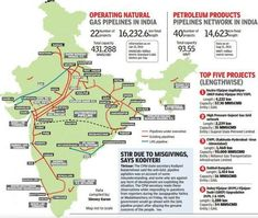 Gas Pipeline, Map, Location Map, Maps