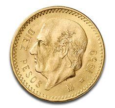 Honesty 1955 Mexican Coin 100 Pesos Estados Unidas Mexicanos Coin Coins: World