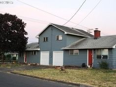 Bank Foreclosure Duplex 2081 L St In Springfield Oregon Team Thayer