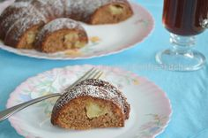 Gluten-Free Chai Spiced Apple Cake