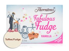 Thorntons Fabulous Fudge Vanilla x 4 Boxes Candy Sweets Xmas Hampers, Christmas Hamper, Chocolate Dreams, Chocolate Delight, Thorntons Chocolate, Yummy Treats, Sweet Treats, Chocolate Hampers, Vanilla Fudge