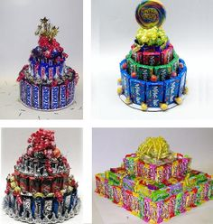 Image detail for -Candy Cakes - Bat/Bar Mitzvah Blog - Mitzvahlicious