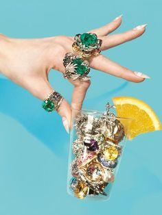 ,joias + plastico