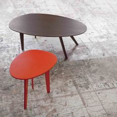 Coffee Side Table Is Modern And Minimalist Flamboyant Colours Durable Materials