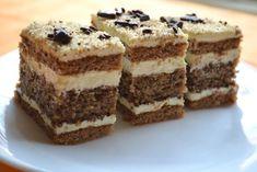 Food Cakes, Tiramisu, Nutella, Cake Recipes, Deserts, Food And Drink, Ice Cream, Sweets, Ethnic Recipes