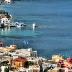 GREECE CHANNEL | Leros,Greece Greek Island Holidays, Santorini Villas, Myconos, Greek Beauty, Us Sailing, Greece Holiday, Greece Islands, Medieval Castle, Ancient Greece