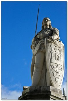 Roland seems to be an istorical figure. He is mentioned by Einhardt in his biography of Charlemagne as the warden of the Breton Marches. It is also noted that he fell in an ambush by Basques (not Muslims) at Roncevalles. The biography is believed to have been written between A.D. 830 and 850.