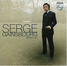Father's Day: Initials SG: Best of ~ Serge Gainsbourg