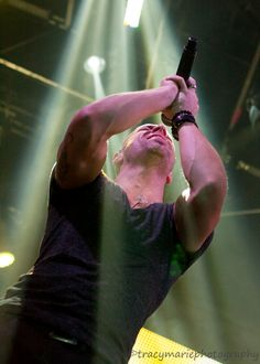 My Concert Photography | Daughtry St Paul, MN Dec 2012