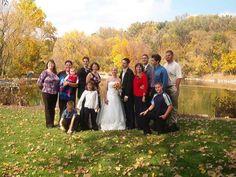 Shawn's wedding