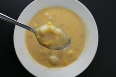Potato, Corn, and Cheese Chowder by crystalc