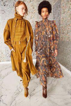 ddb93cffaa23 Ulla Johnson Pre-Fall 2019 Fashion Show Collection  See the complete Ulla  Johnson Pre