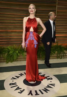 Jaime King - The Cut- Vanity Fair Oscars party 2014- Photo:     Pascal Le Segretain/2014 Getty Images
