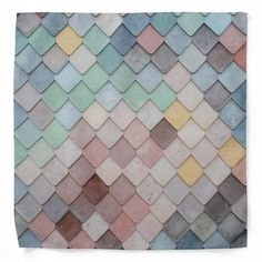 Design features a photograph of differently colored tiles. Vinyl Backdrops, Dragon Scale, Made In France, Color Tile, Design Consultant, Photography Props, Mosaic Art, Pattern Design, Tile Design