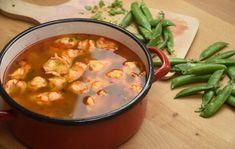 8 nagyon könnyű és olcsó leves, ami akár fél óra alatt elkészül | Nosalty Food 52, Menu Planning, Cheeseburger Chowder, My Recipes, Curry, Dinner, Eat, Ethnic Recipes, Soups