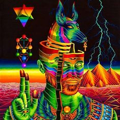 """""""Through all of history, mankind has ingested psychedelic substances. Those substances exist to put you in touch with spirits beyond…"""