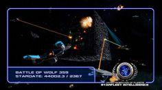 #STARFLEET INTELLIGENCE | Battle of #Wolf_359 the Borg Collective vs the Federation | #StarTrek