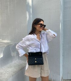 Street Style Outfits, Nordic Style, Minimal Fashion, Her Style, Short Skirts, Stylish Outfits, Favorite Color, Summer Outfits, Palette