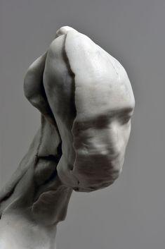 Nicola Samorì  2014 Carrara Marble