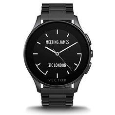 Vector Watch Luna Smartwatch-30 Day+ Autonomy, 5ATM, Noti... https://www.amazon.com/dp/B0169MX2PM/ref=cm_sw_r_pi_awdb_x_5bOyybSTCYTBH