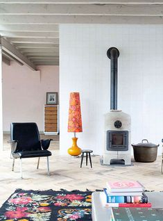 picture by Jean-Marc Wullschleger for Elle Decoration UK - Boot