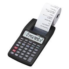 Calculadora impresora Casio HR-8TEC | Diacash