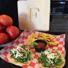 TACO TUESDAY!  Roasted tenderloin tacos!!! Our special today $10  Come see us!!