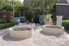 Odla i betongrör