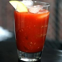 Claire's Bloody Pirate - A Specialty Bloody Mary Drink