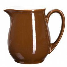 Ajándékötlet: MIX IT! tejkiöntõ barna porcelán 250ml a Butlerstől