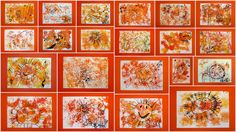 Art Education, Autumn, Quilts, Painting, Madness, Fall Season, Art Education Resources, Quilt Sets, Painting Art