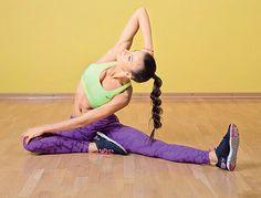 Челлендж: на шпагат за 30 дней 30 Day Plank Challenge, Weight Loss For Women, Yoga Poses, Health Fitness, Challenges, Gym, Legs, Workout, Motivation