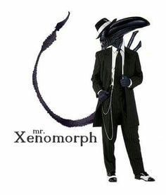 Mr Xenomorph